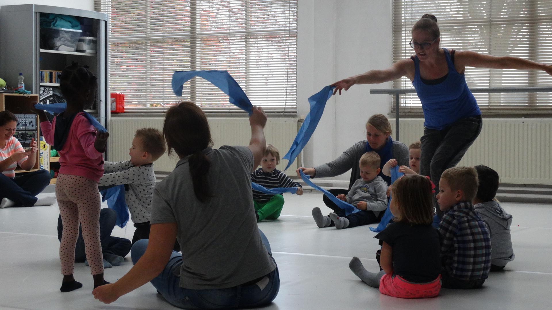 Theater / Dans voor Peuters